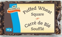 Audrey's Squares Puffed Wheat 12/90g Sugg Ret $2.29
