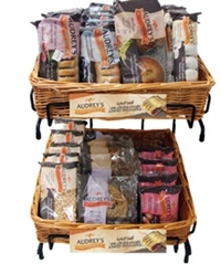 Pastry Basket Rack ***Free with Purchase*** Limit 1 per customer