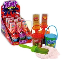 Paint Splash Dipping Lollipop 12/ Sugg Ret $2.49