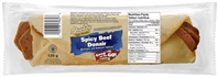 Quality Donair Spicy Beef Sandwich 1/135g Sugg Ret $5.79