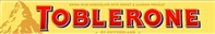 Toblerone Swiss Milk Chocolate Bar 20/50g Sugg Ret $1.89