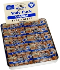 Walkers Original Toffee Tray 10/100g Sugg Ret $3.29