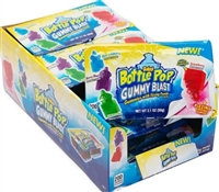Baby Bottle Pop Gummy Blast 9/56g Sugg Ret $3.39