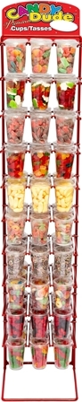 Candy Dude Regular Size Cup Rack  90 Cup***FREE WITH MINIMUM PURCHASE****