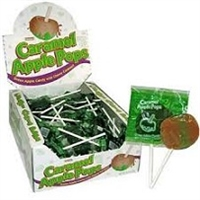 Caramel Apple Pops 48ct Sugg Ret $0.39