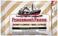 Fisherman's Friend Honey-Lemon 16/Sugg Ret $2.59