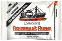 Fisherman's Friend Original Extra Strong  16/ Sugg Ret $2.59