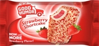 Good Humor Bar Strawberry Shortcake Bar 24/113 ml Sugg Ret $3.29