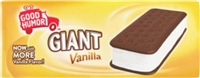 Good Humor Bar Vanilla Sandwich 12/177ml Sugg Ret $3.89