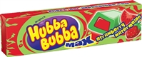 Hubba Bubba Gum Strawberry/Watermelon  Bubble 18/pack Sgg Ret $1.49