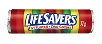 Life Savers Hard Roll 20/32g Sugg Ret $1.19