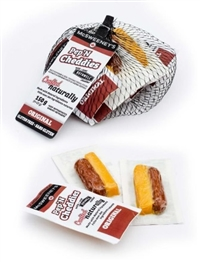 McSweeney's Pep 'N' Cheddies Mini Pepperoni & Cheddar 6/25g Sugg Ret $7.89 or $1.29 Each