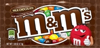 M&M's Milk Chocolate 24/48g Sugg Ret $1.89